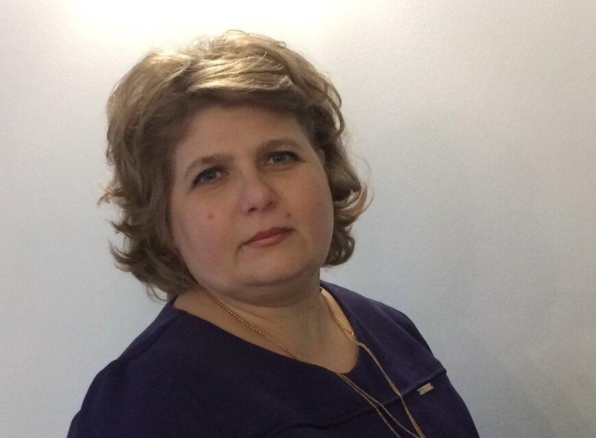 Ирина Барыш