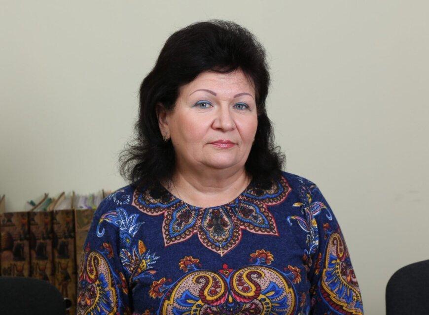 Валентина Павленко