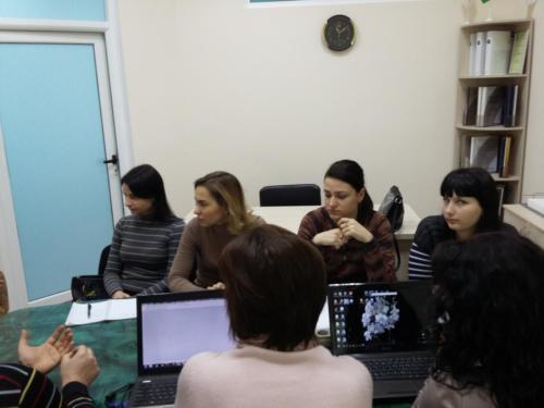 Workshop Элеваторные системы